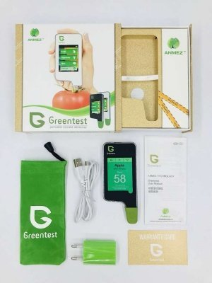 Нитрат-тестер GREENTEST 1Greentest - Techyou.ru